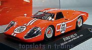 Nsr-0091-SW Ltd FORD GT40 MKIV MASSLOT LIMITED EDITION NO 200